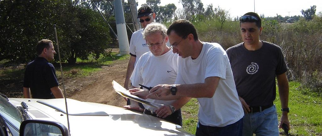 O.D.T:  Navigation challenge... ימי גיבוש וכיף