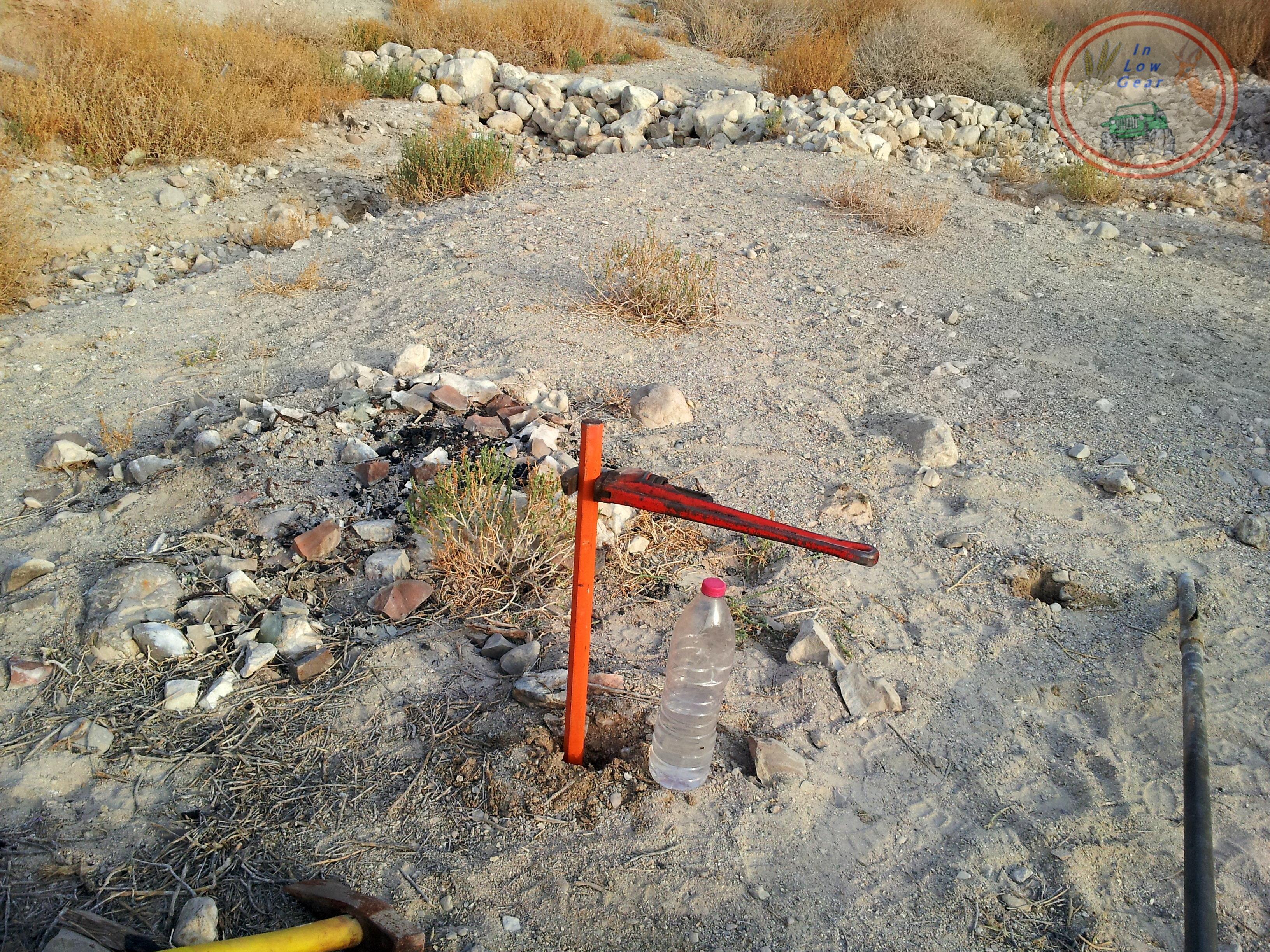 סדנת מחקר 2 פרמקלצ'ר לילדים: מים במדבר, הרחבת טווח ימי לחות קרקע בתנאי מדבר.