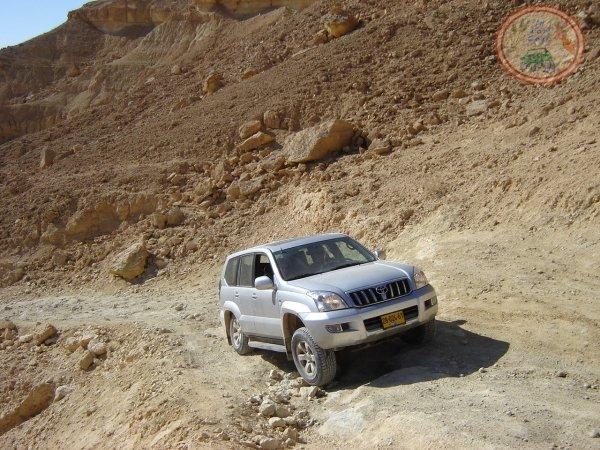 Ma'ale Noah Mitzpe Ramon Negev desert jeep tours.