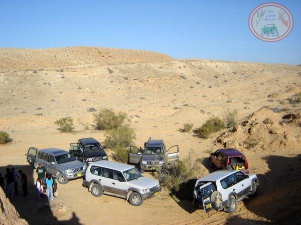 Nahal Hava Ramat Nafha Negev desert jeep tours.