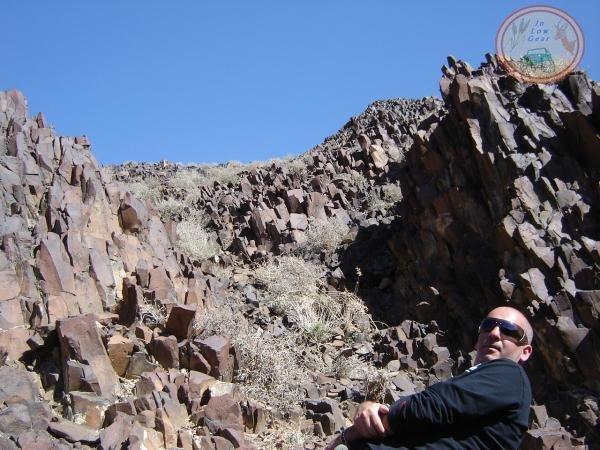 Canyon HaPrizmot Mitzpe Ramon jeep tours.