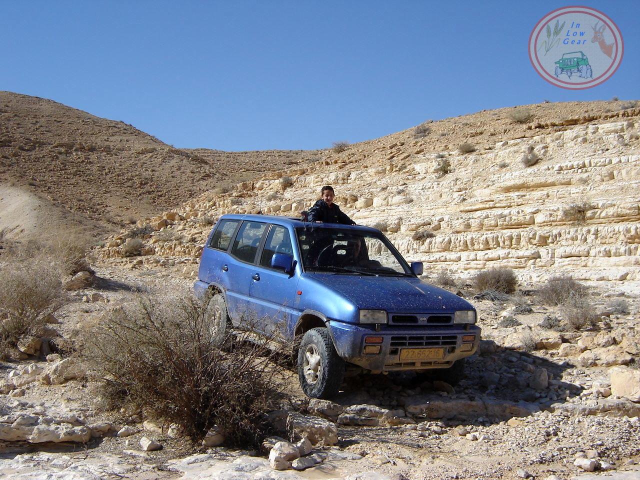 Nahal Arod jeep tours
