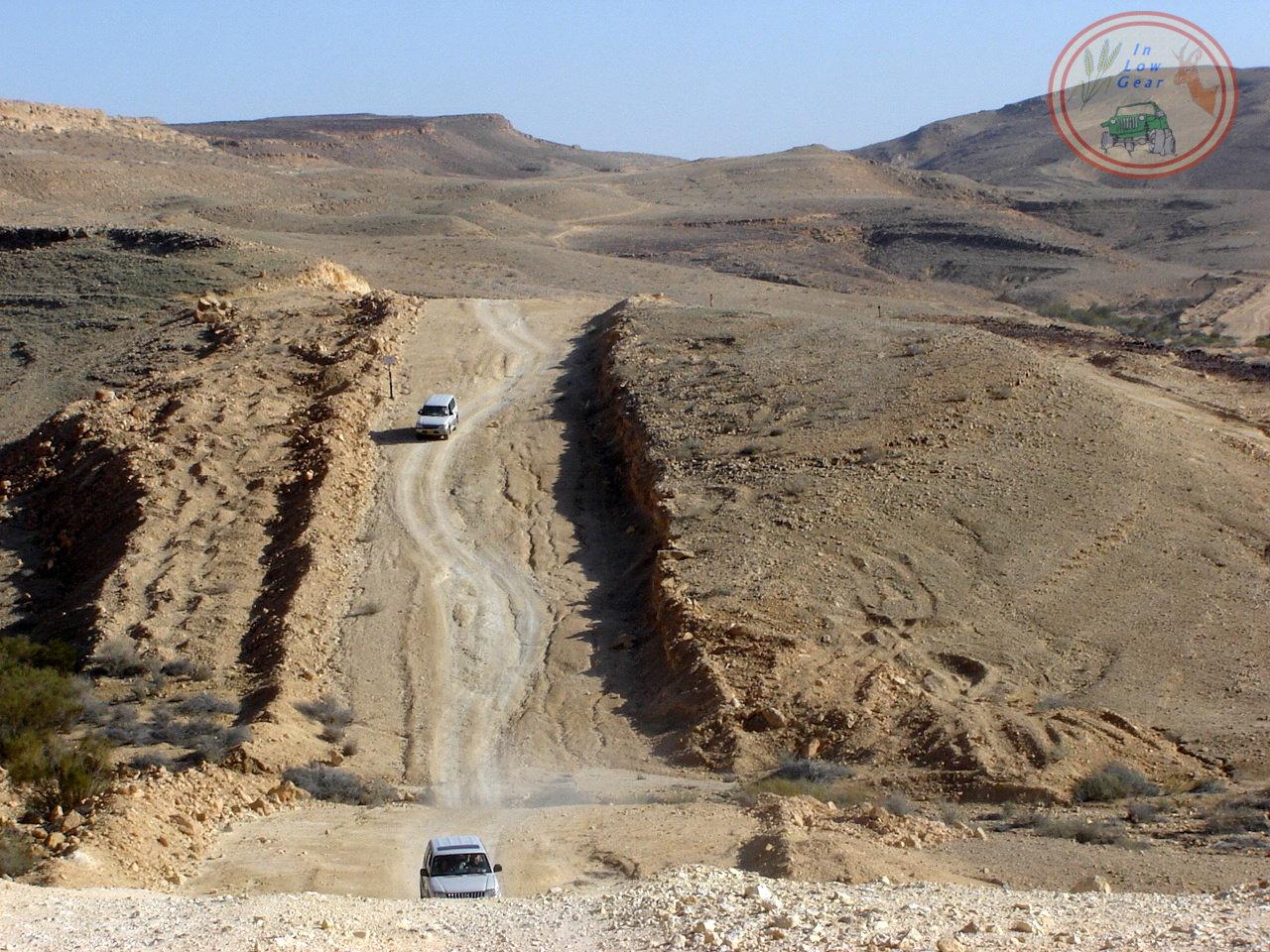 Ramat Nafha Negev Desert Jeep Tours.