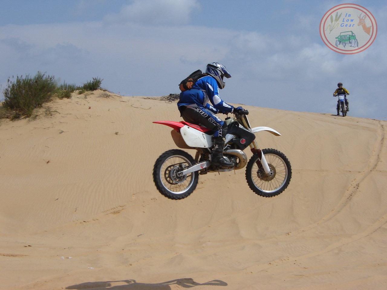 Yavne dunes jeep tours.