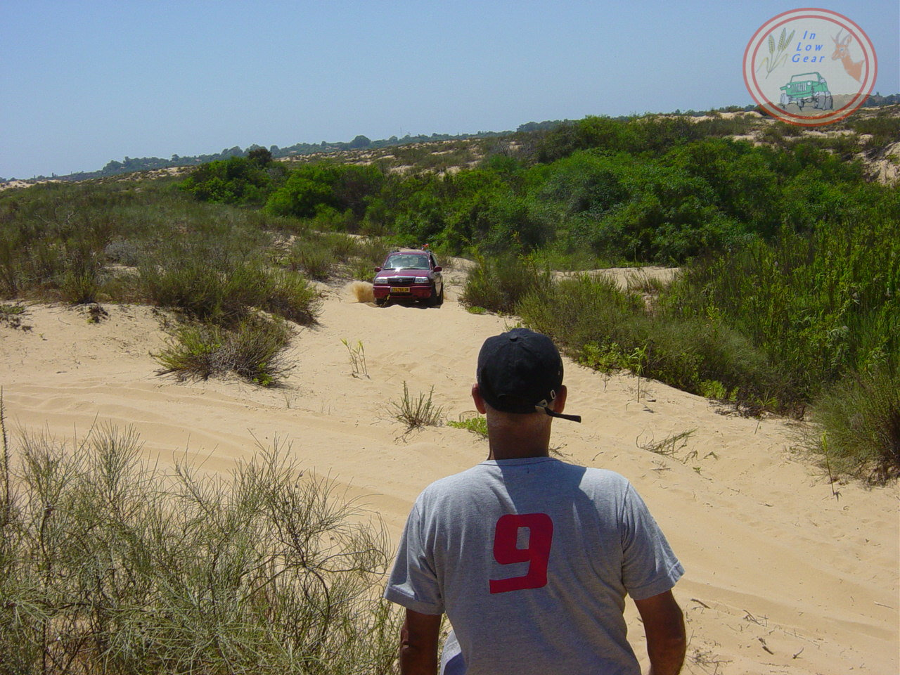 Palmahim jeep tours.