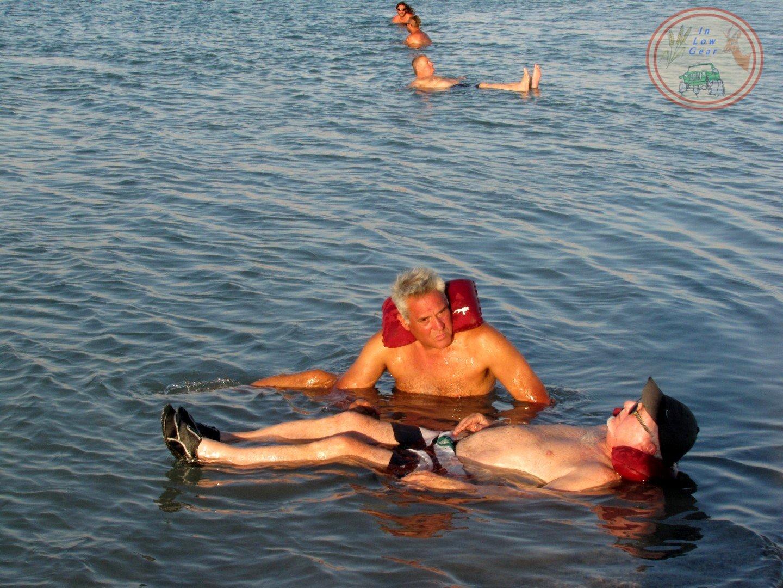 Dead Sea Hydrotherapy.