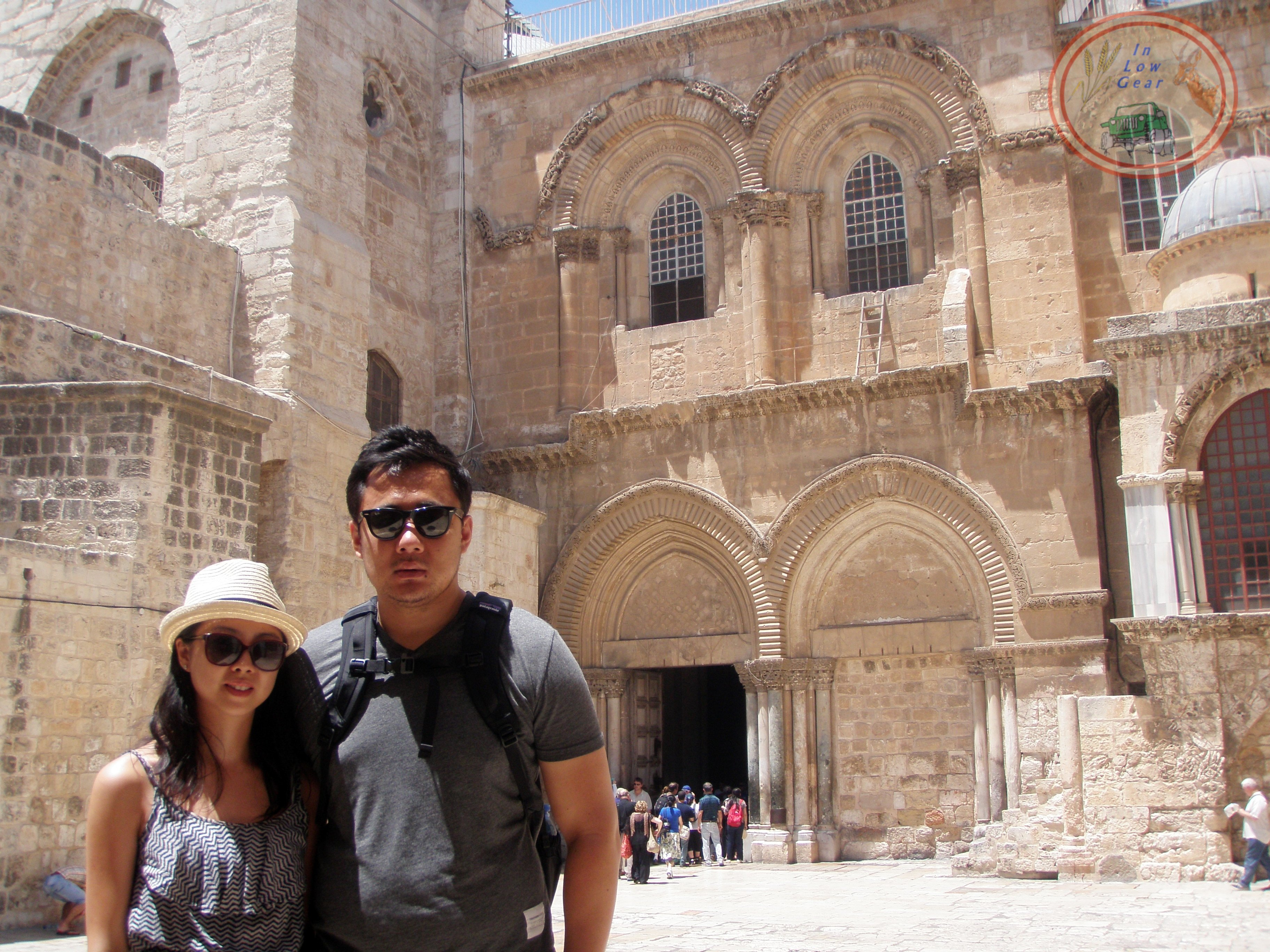 Jerusalem Church of Resurrection / Holy Sepulcher.