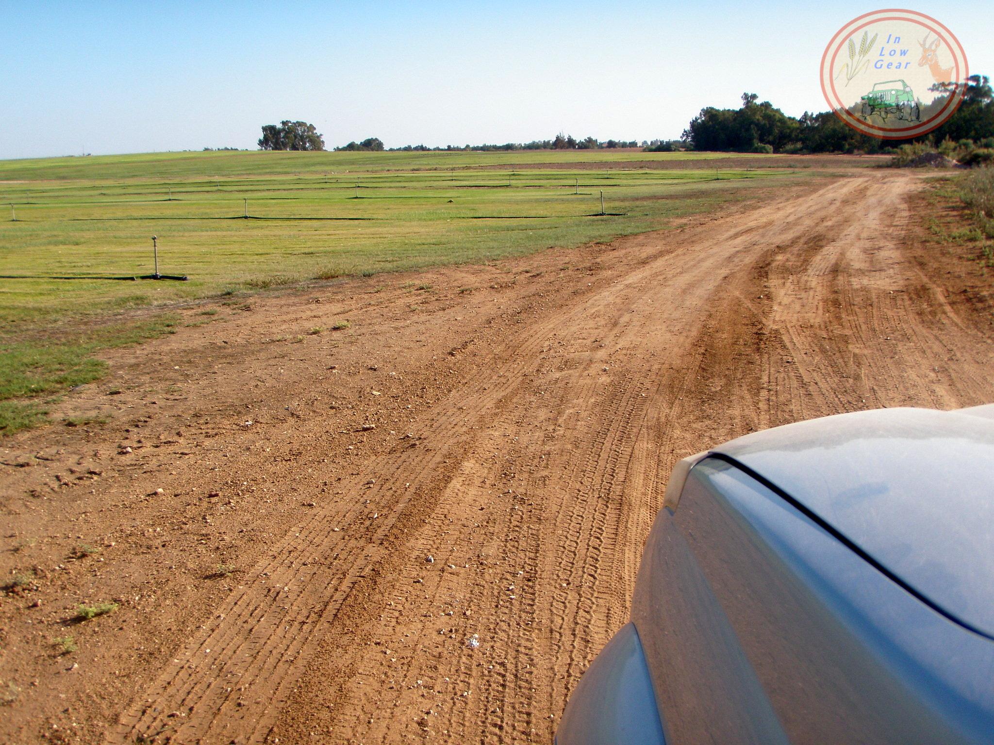 Kfar Hanagid fields.