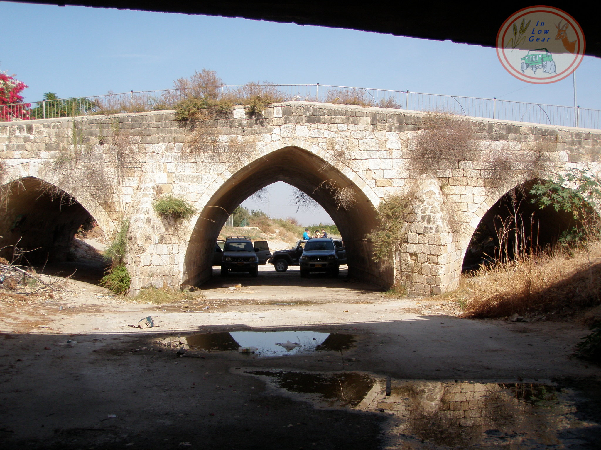 Sorek Othman bridge.