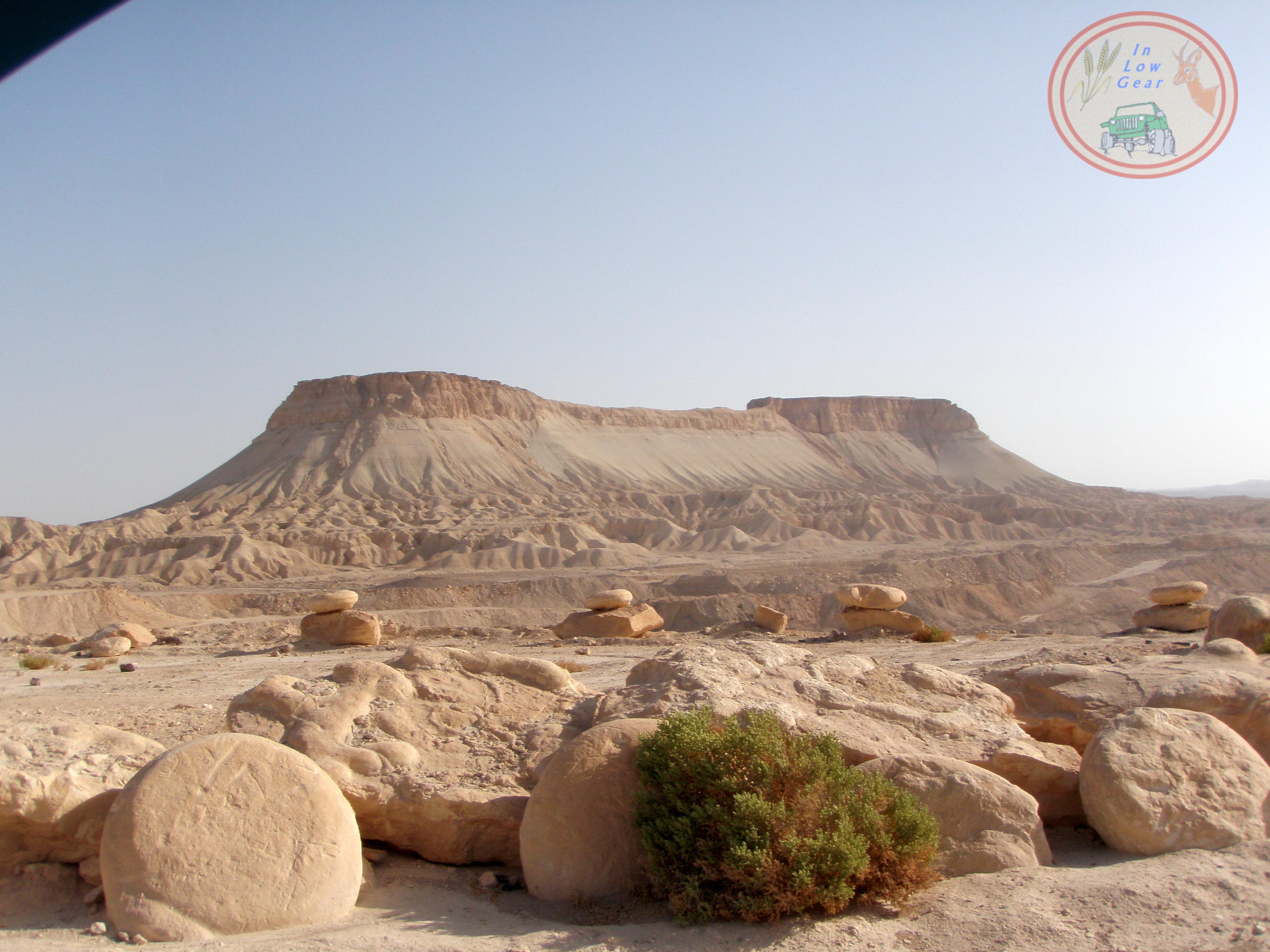 Aharon Hakohen burial site on Hor HaHar table top. הר ההר, מקום קבורתו של אהרון הכהן
