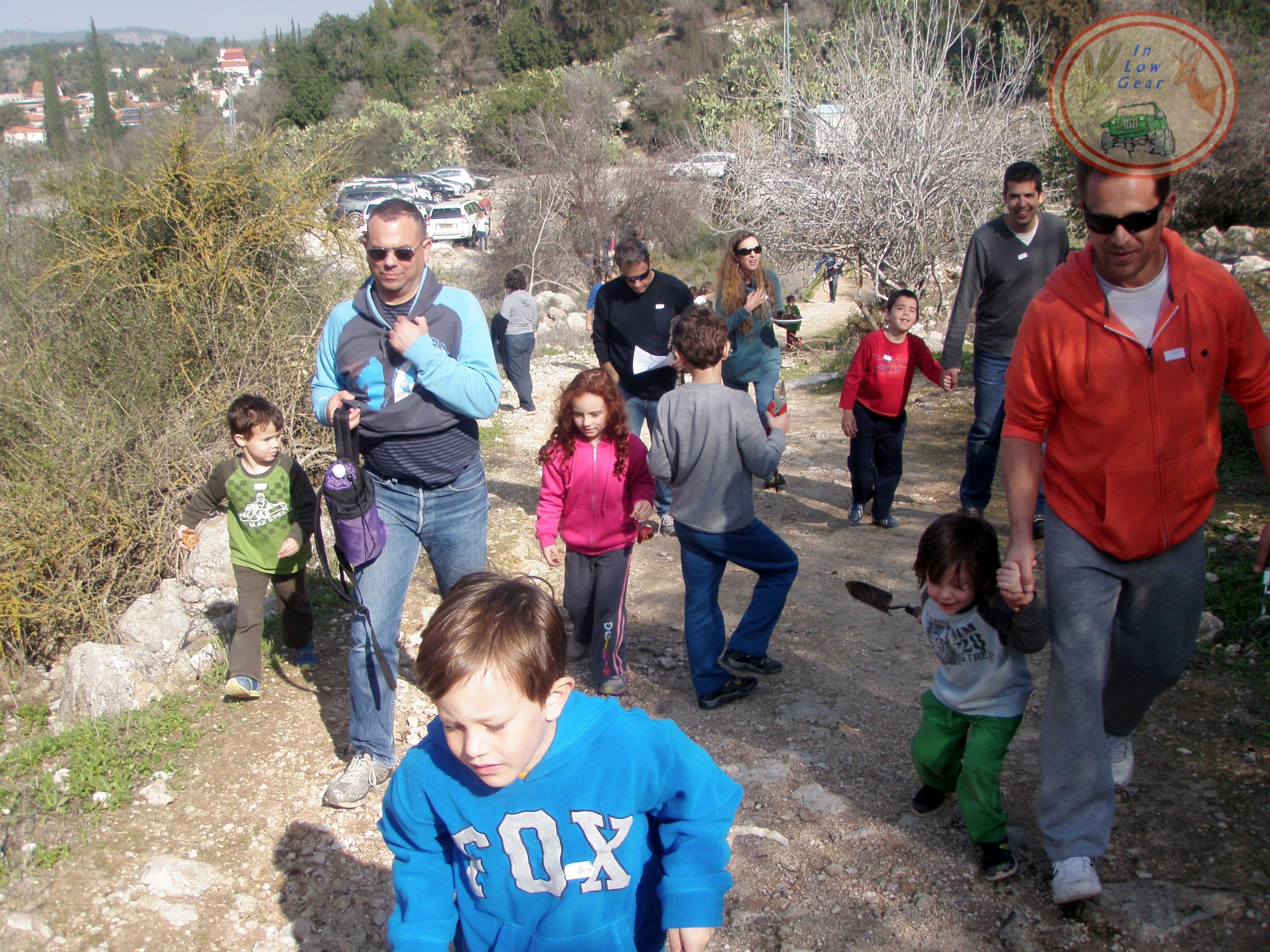 פרמקלצ'ר לילדים: לומדים ומכינים ייחורי תאנה וגפן