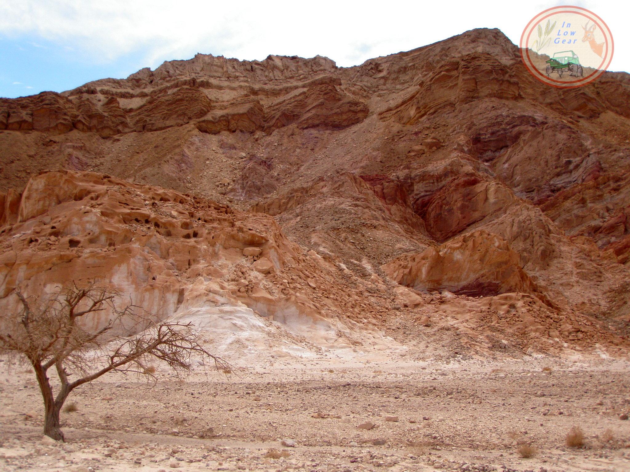 Eilat, Nahal Shlomo אילת, נחל שלמה