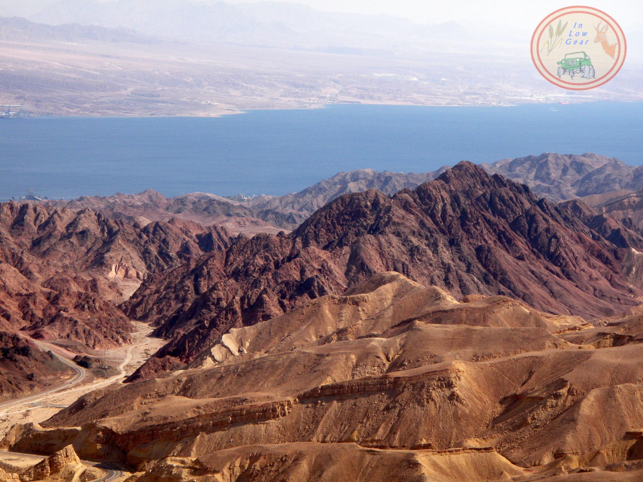 Eilat Massif.